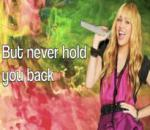 Hannah Montana - Love That Let s Go with lyrics
