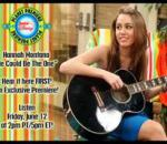 Bgsubs !! Hannah Montana - He Could Be The One - Radio Disney Planet Premiere