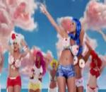 Katy Perry - California Gurls фута Snoop Dogg
