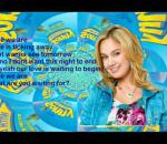 Kiss me - Tiffany Thornton with lyrics (sonny with a chance)