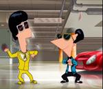 Phineas and Ferb: PSY - Gangnam Style