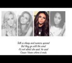 Little Mix - They Just Don't Know You (Lyric Video)