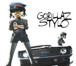 Gorillaz - Stylo HD VIDEO