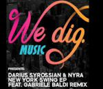 Darius Syrossian & Nyra - New York Swing EP