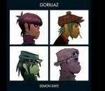 Gorillaz-Demon Days