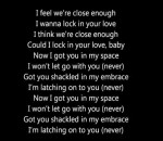 Latch feat. Sam Smith- Disclosure Lyrics