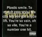 Papa Roach - Hollywood Whore (lyrics)