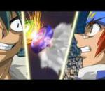 beyblade metal masters Galaxy Pegasus vs Rock Leone
