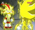 shadow the hedgehog time of Dying