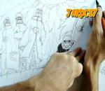 How To Draw Six Pain (Naruto Shippuden)