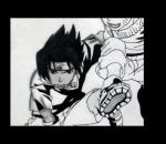 How to Draw Naruto Uzumaki and Sasuke Uchiha (HD)