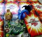 bakugan team drago vs team hydranoid