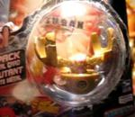 Bakugan Gold Fear Ripper and Neon Stinglash