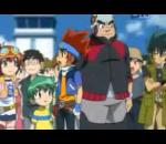Beyblade Metal Fusion Episode 20 English Dubbed Part 1/2 HQ