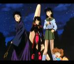 InuYasha Movie #1 - Affections Touching Across Time (Part 5/11)