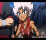 Metal Fight Beyblade 4D Episode 128 - Orion's Whereabouts