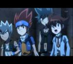 Metal Fight Beyblade 4D Episode 122 - Dunamis, Guardian of the Shrine