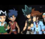 Metal Fight Beyblade 4D Episode 141 - Diablo Nemesis