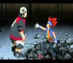 Beyblade Metal Fusion Episode 4 2/2