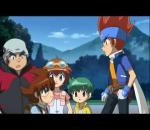 Beyblade Metal Fight 4D! Episode 104 - Legend Blader