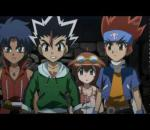 HD Metal Fight Beyblade 4D Episode 135 The Child of Nemesis