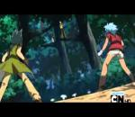 Beyblade Metal Fusion Episode 21 Warriors English Dubbed Part 1/2 HQ