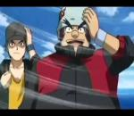 Beyblade Metal Fusion Episode 2 part 2/2 English Dubbed