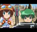 Beyblade Metal Fusion Episode 16  The Magnificent Aries Part 1/2 English Version